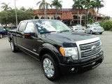 2012 Ford F150 Platinum SuperCrew