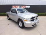 2012 Bright Silver Metallic Dodge Ram 1500 SLT Quad Cab #82732108