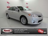2013 Classic Silver Metallic Toyota Camry XLE #82732203