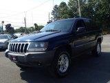 2002 Patriot Blue Pearlcoat Jeep Grand Cherokee Laredo 4x4 #82732518