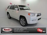2013 Blizzard White Pearl Toyota 4Runner Limited 4x4 #82732197