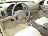 2000 Nissan Maxima Interiors