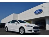 2013 Oxford White Ford Fusion SE 1.6 EcoBoost #82731967