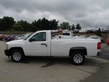 2013 Summit White Chevrolet Silverado 1500 Work Truck Regular Cab #82732500