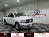 2011 Bright White Dodge Ram 1500 SLT Quad Cab #82731845