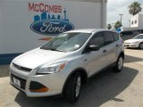 2014 Ingot Silver Ford Escape S #82731838