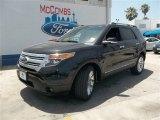 2014 Tuxedo Black Ford Explorer XLT #82731837