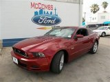 2014 Ruby Red Ford Mustang GT Coupe #82731834
