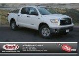 2013 Super White Toyota Tundra CrewMax 4x4 #82731714