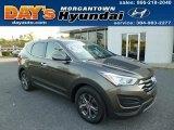 2013 Cabo Bronze Hyundai Santa Fe Sport AWD #82732380