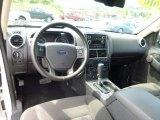 2010 Ford Explorer Interiors