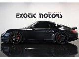 2007 Black Porsche 911 Turbo Coupe #82732465