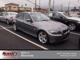2010 Space Gray Metallic BMW 3 Series 335i Sedan #82732049