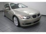 2007 Platinum Bronze Metallic BMW 3 Series 328i Coupe #82732155