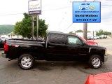 2013 Black Chevrolet Silverado 1500 LT Crew Cab 4x4 #82731808