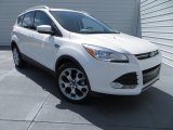 2014 White Platinum Ford Escape Titanium 2.0L EcoBoost #82732032