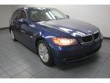 2006 Mystic Blue Metallic BMW 3 Series 325i Sedan #82732151