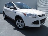 2014 White Platinum Ford Escape SE 1.6L EcoBoost #82732030