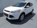 2014 Ford Escape White Platinum