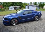 2009 Vista Blue Metallic Ford Mustang ROUSH 429R Coupe #82791148