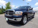2006 Patriot Blue Pearl Dodge Ram 1500 SLT Quad Cab #82790417