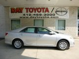 2013 Classic Silver Metallic Toyota Camry LE #82790412