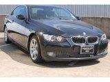 2008 Black Sapphire Metallic BMW 3 Series 335i Convertible #82791037