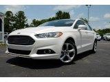 2013 Oxford White Ford Fusion SE #82790930