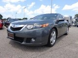 2010 Polished Metal Metallic Acura TSX Sedan #82790401