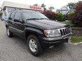 2002 Black Jeep Grand Cherokee Laredo 4x4 #82790501