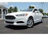 2013 Oxford White Ford Fusion SE #82790924