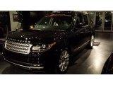 2013 Barolo Black Metallic Land Rover Range Rover Supercharged LR V8 #82790915