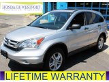 2011 Alabaster Silver Metallic Honda CR-V EX 4WD #82790485