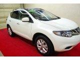 2012 Pearl White Nissan Murano SL AWD #82790589