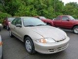 2002 Sandrift Metallic Chevrolet Cavalier LS Sedan #82790659