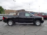 2013 Black Chevrolet Silverado 1500 LT Extended Cab 4x4 #82790558