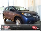 2013 Twilight Blue Metallic Honda CR-V LX #82790357