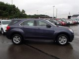 2013 Atlantis Blue Metallic Chevrolet Equinox LS AWD #82790651