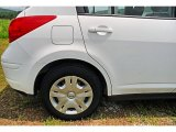 Nissan Versa 2011 Wheels and Tires