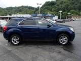 2010 Navy Blue Metallic Chevrolet Equinox LT AWD #82790540