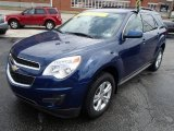 2010 Chevrolet Equinox Navy Blue Metallic