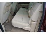 2013 Chevrolet Silverado 1500 LT Crew Cab 4x4 Rear Seat