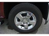 2013 Chevrolet Silverado 1500 LT Crew Cab 4x4 Wheel