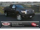 2013 Black Toyota Tundra Limited Double Cab 4x4 #82790341