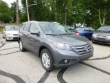 2013 Polished Metal Metallic Honda CR-V EX-L AWD #82846517