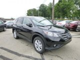 2013 Crystal Black Pearl Honda CR-V EX-L AWD #82846515