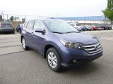 2013 Twilight Blue Metallic Honda CR-V EX-L AWD #82846512