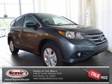 2013 Polished Metal Metallic Honda CR-V EX #82846002