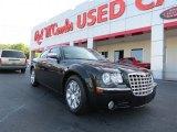 2008 Brilliant Black Crystal Pearl Chrysler 300 C HEMI #82846093