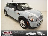 2011 Ice Blue Mini Cooper Hardtop #82846306